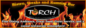 The Torch in Punta Gorda  – Fine Dining Ambiance, Great Food, Great Service, and a casual restaurant atmosphere!