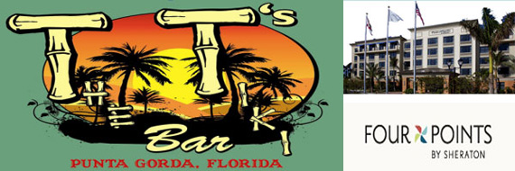 TT's Tiki Bar at Four Points By Sheraton Punta Gorda Harborside Hotel