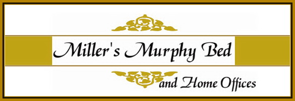 millers murphy bed banner