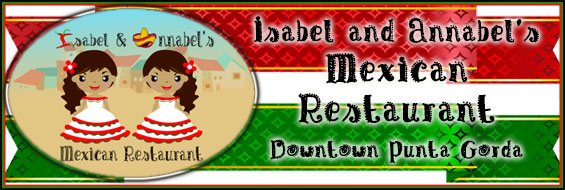 Isabel Annebels Mexican Rest banner