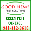 Good News Pest is the area's leader in Green Pest Management